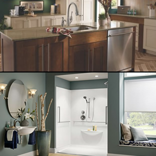 universal design  buying guides  delta faucet, Home designs