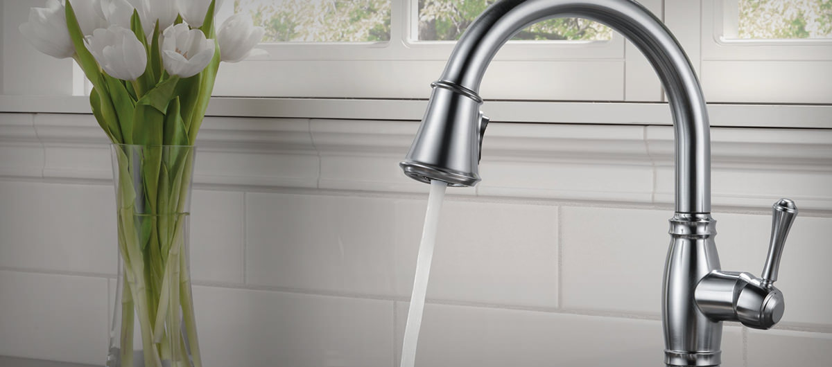 Delta Kitchen Faucet cassidy™ collection : delta faucet