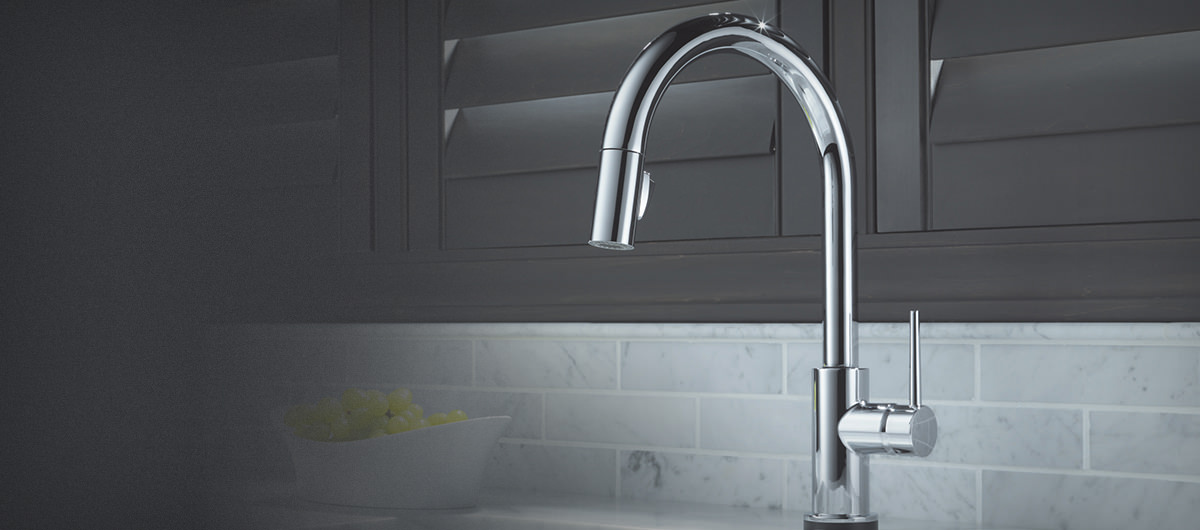 Trinsic 174 Collection Delta Faucet