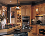 Stately Kitchen Design - Delta Faucet Image 1