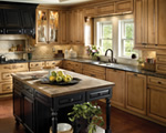 Stately Kitchen Design - Delta Faucet Image 2